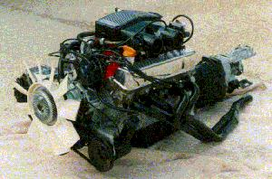 TR7 Rover V8 Conversion Page